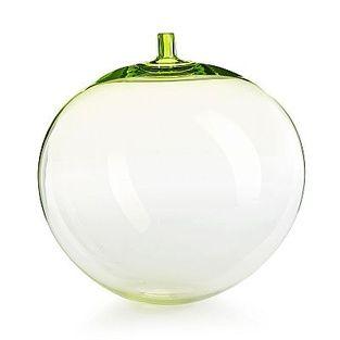 """413. Ingeborg Lundin, """"Äpplet"""", vas, Orrefors, älskar denna så mycket!"""