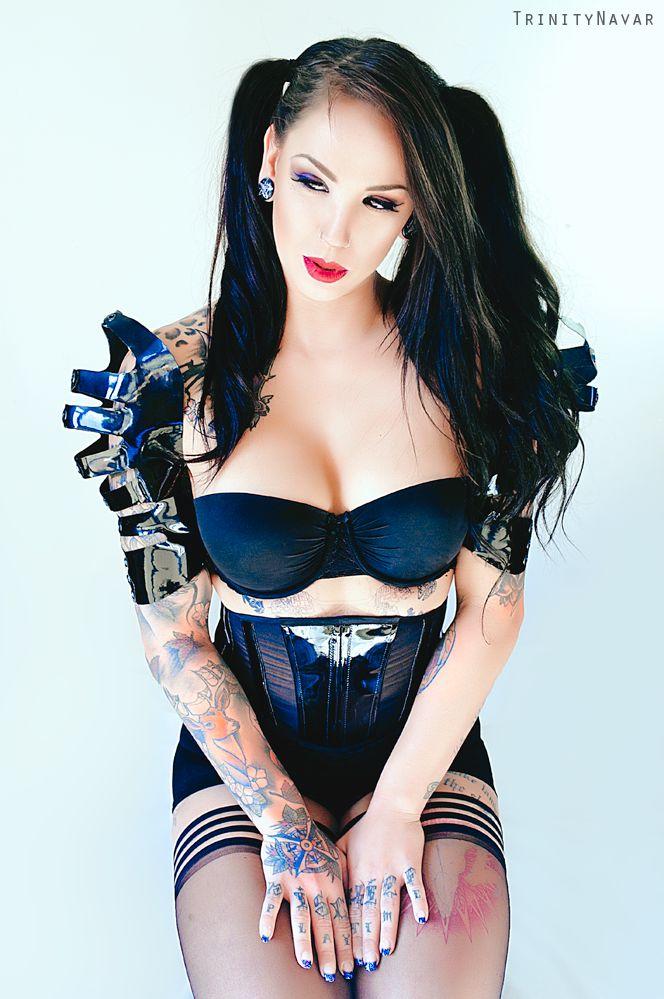 Model:- Mikaela Wild-bourne Accessories & Corset:- FORGE Photography:- Trinitynavar