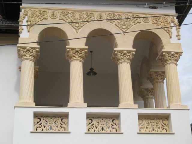 Facade design- by Architectural Ornaments
