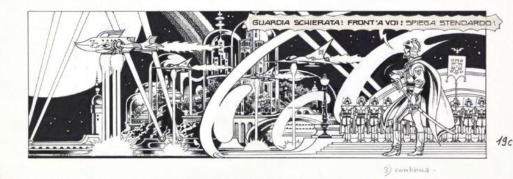 I Briganti - Governanti e rivali - pag.19, 1989