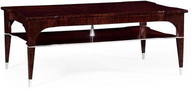 Coffee Table JONATHAN CHARLES BELGRAVIA Rectangular Rectangle High Sheen JC-3666