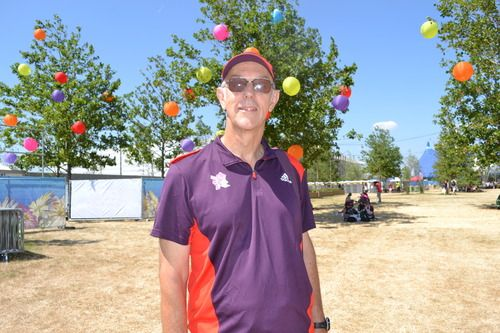 One year on from his experience as a Games Maker at the Aquatics Centre in the London 2012 Games, Chris Jessop from Leighton Buzzard tells us what volunteering he's been up to.