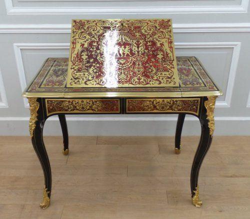 Table liseuse d'époque Louis XIV