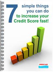 Free Credit Repair Ebook