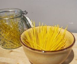how to cook zucchini pasta in microwave