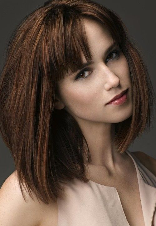 hair styles with 1000 ideas about medium hairstyles with bangs on 2382