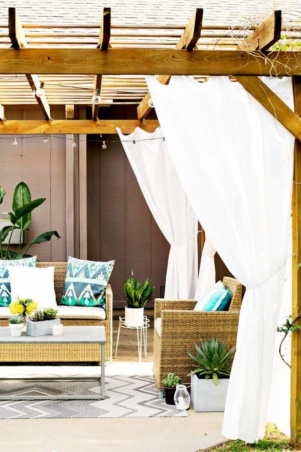 417 best Outdoor Spaces images on Pinterest