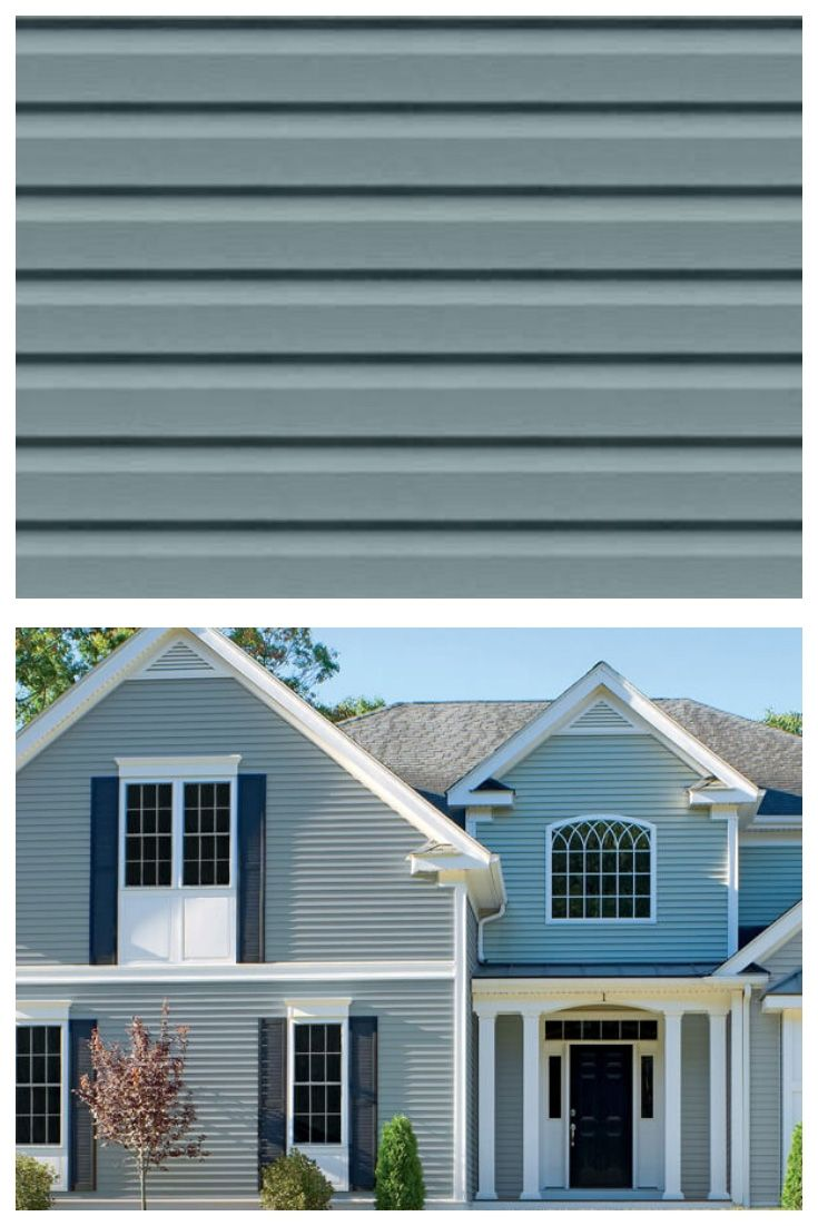 Mastic Vinyl Siding Colors Everest Homeexterior Homeimprovement Siding Vinyl Siding Colors Siding Colors House Siding