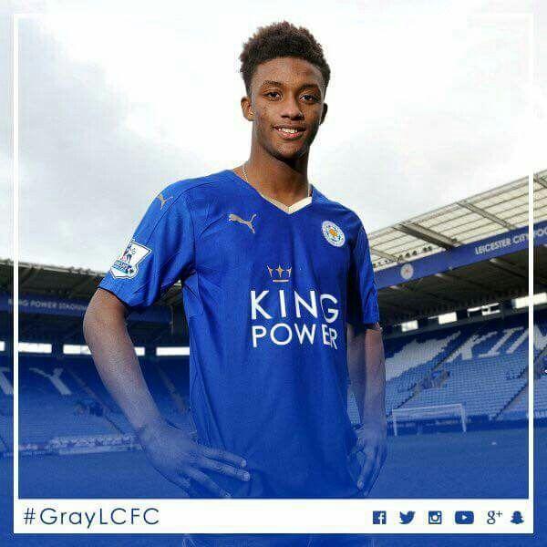 Demarai Gray - Leicester City