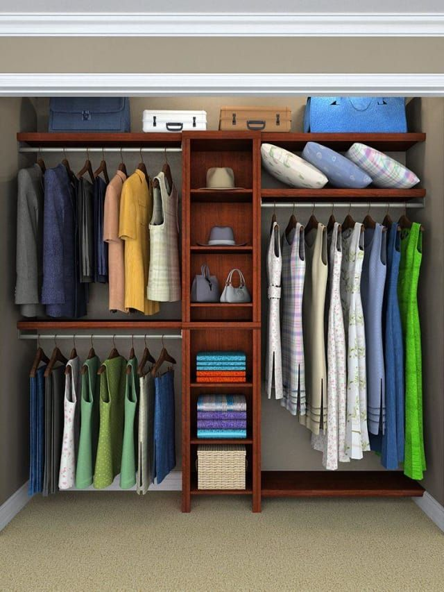 Diy Closet Systems You Can Easily Install Yourself Apartment Therapy