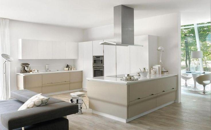 25 best ideas about armoire murale cuisine on pinterest - Cuisine blanc casse ...
