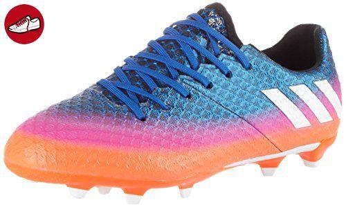 adidas Kinder Unisex Messi 16.1 Fg J Fußballschuhe, Blau (Blue / Ftwr White / Solar Orange), 35 EU - Adidas schuhe (*Partner-Link)