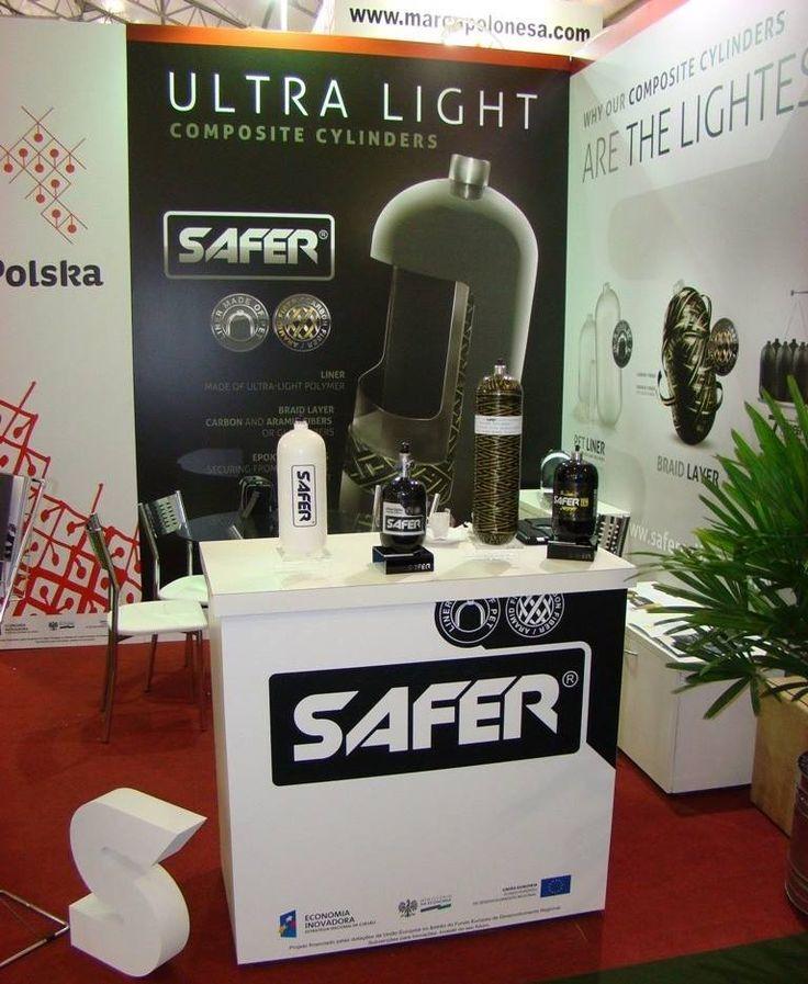 17. june - SAFER® in Brazil on Offshore fair.  Next up HI13 - Herning Messe Center 3.rd - 6.th September in Denmark