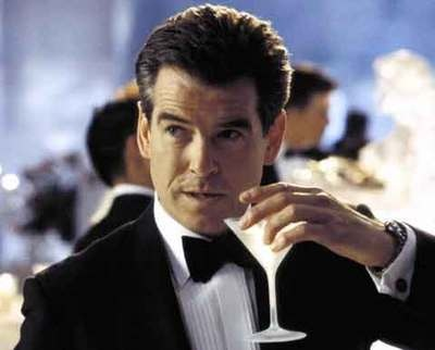 James Bond endorses the Finlandia brand of vodka in the movie 'Die Another Day'?
