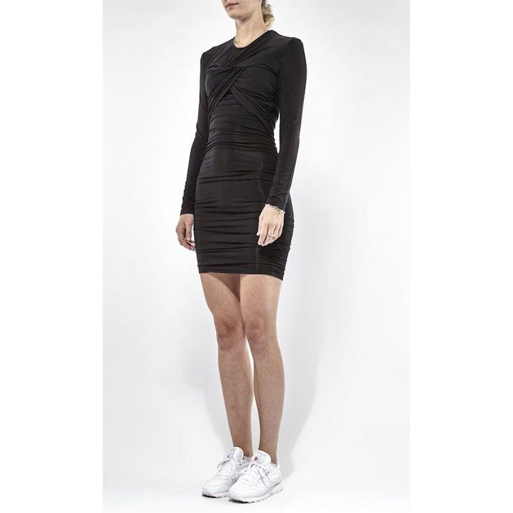Stine Goya Fantastique Dress i helt sort ud. Den er aldrig brugt.  30 kr. om dagen  #StineGoya #FantastiqueDress #secondhand