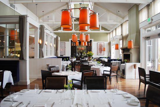 Paradise found carneros inn napa cas restaurant and for Farm at carneros inn