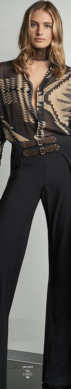 Ralph Lauren Carla Cady Wide Leg Pant | LOLO❤︎