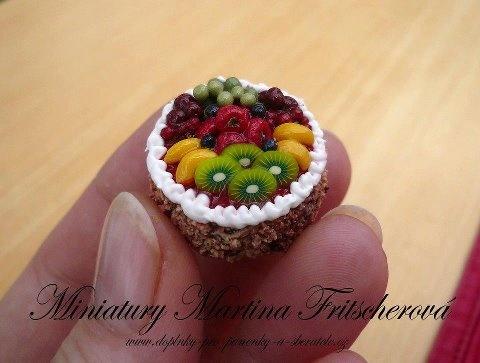 by Miniatury Martina Fritscherová