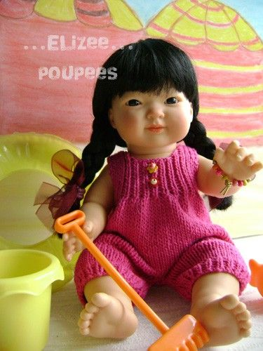 1000 Images About Tricot Pour Poup 233 E Knitting For Dolls