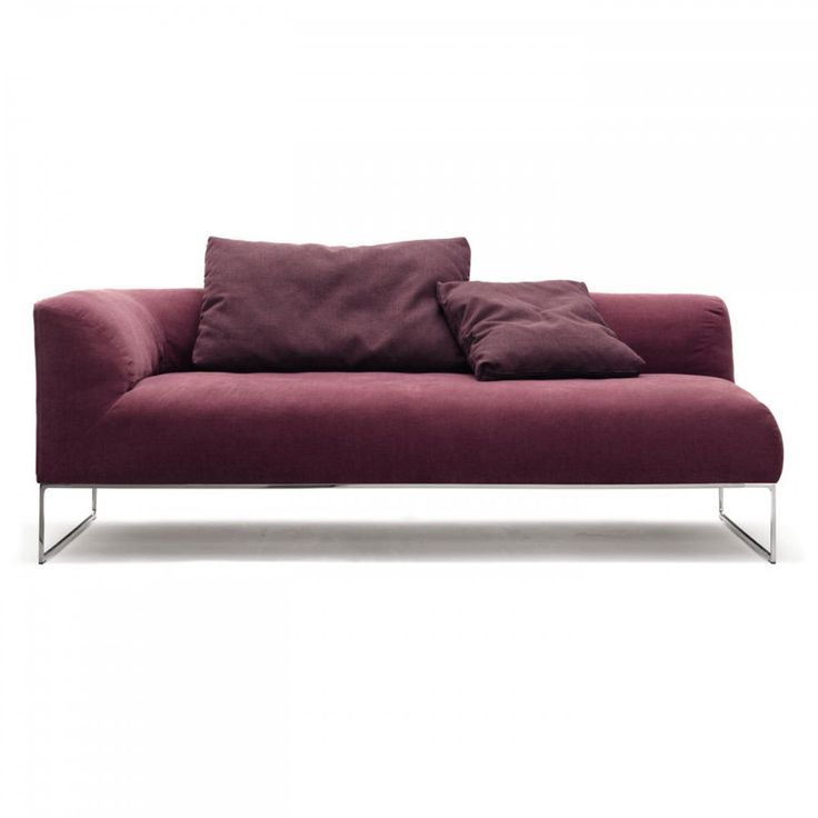 93 best Sofas images on Pinterest Canapes, Couches and Settees - design sofa moderne sitzmobel italien