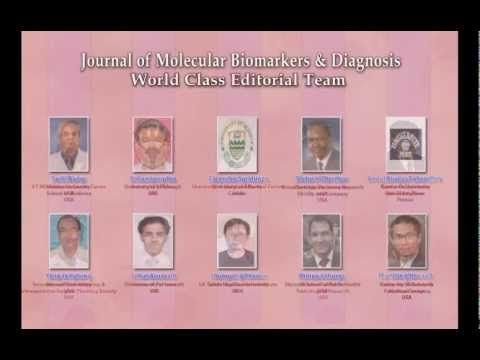 Journal of Molecular Biomarkers & Diagnosis is an open access scientific journal which is peer-reviewed. It publishes the most exciting researches with respect to the subjects of Biomarker development and their diagnostic applications. This is freely available online journal which will be soon available as a print.