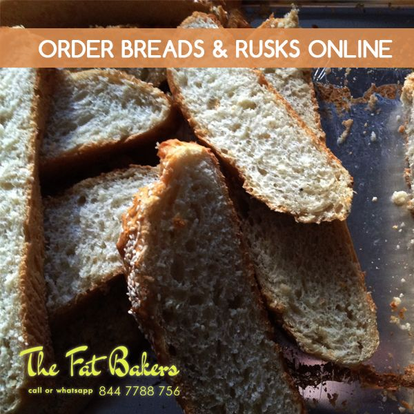 Order Breads & Rusks Online in New Delhi, India from The Fat Baker – Best Price Shop & Home Delivery service Available. Call or WhatsApp +91-844-7788-756 or Visit: - http://thefatbakers.com/bread-n-rusks-in-new-delhi.html