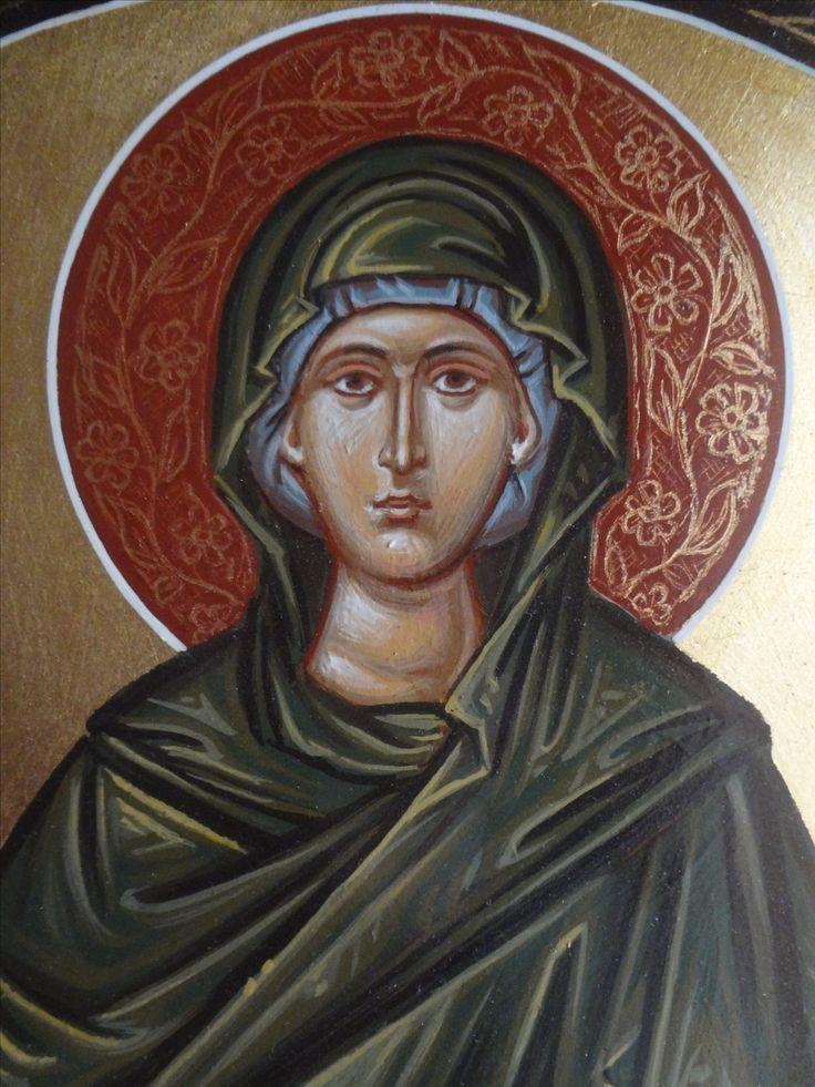 Agia Sophia detail.