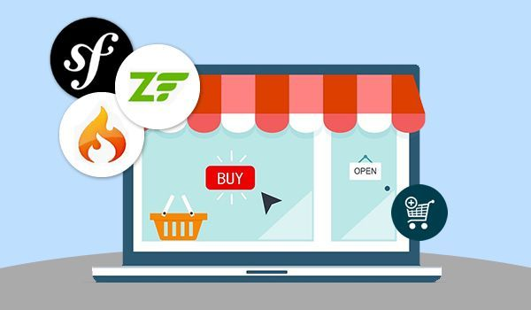 PHP frameworks prove a good blend for eCommerce application development. A very interesting read throwing light eCommerce development with PHP. #opensource #ecommercedevelopment