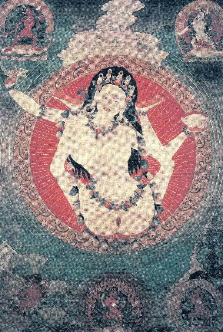 All About Dakinis   Sukhasiddhi Dakini ....instrumental in the transmission of the Mahamudra teachings, but is of especial importance to the Shangpa Kagyu lineage. She was one of the main teachers of their founder Khyungpo Naljor (khyung po rnal 'byor, 11/12th cent.).