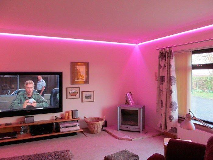 Pinterest Kjerstynjordheim Bedroomlighting Led Lighting Bedroom Bedroom Ceiling Light False Ceiling Design