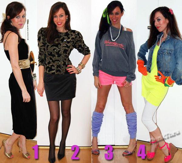 Top 10 80s Fashion Trends s fashion trends S