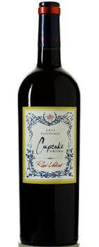 Cupcake red velvet wine Zinfandel blend, delish!...My sister, Genee turned me on to Cupake Chardonnay...It's one of my favorites!!!