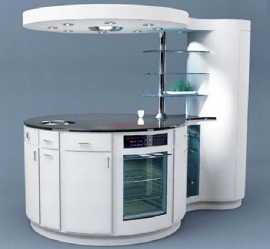 25 Best Ideas About Compact Kitchen On Pinterest Smart Furniture Small Sy