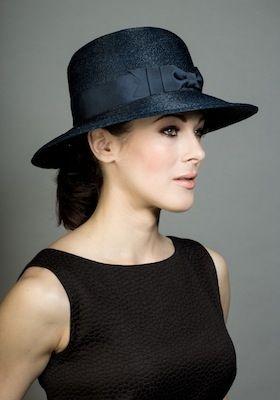 Rachel Trevor-Morgan :: Italian Straw Hat