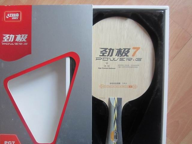 # Lowest Prices Original DHS Power G7(PG7 PG 7) pure wood new table tennis blade DHS blade for table tennis racket racquet sports [tyuAGWUw] Black Friday Original DHS Power G7(PG7 PG 7) pure wood new table tennis blade DHS blade for table tennis racket racquet sports [KEgB8W9] Cyber Monday [myuTR6]