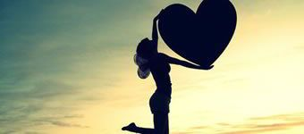 Que o amor cresça ao ponto de tornar as coisas insuportáveis.
