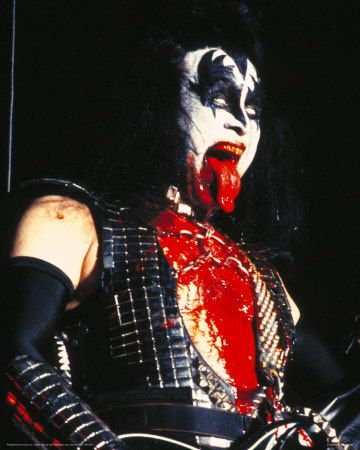 GENE SIMMONS~KISS                                                                                                                                                      More