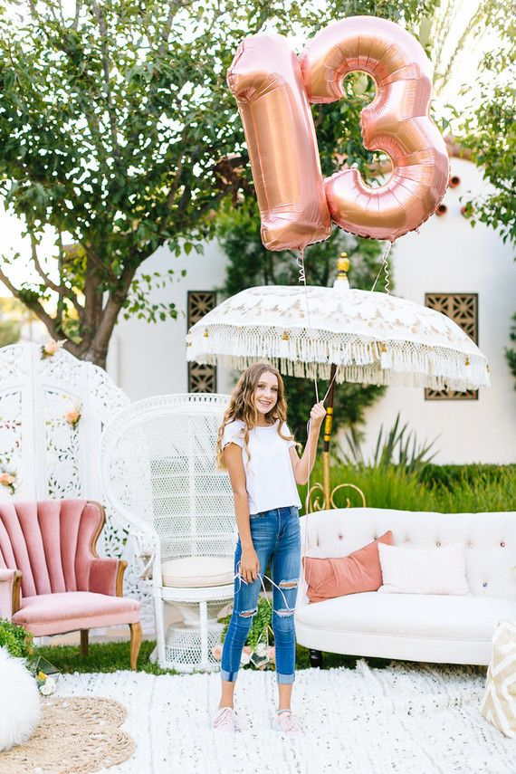Unique Feminine Girlfriends 13th Birthday Party Birthday Party Ideas For Teens 13th Birthday Party For Teens 13th Birthday Party Ideas For Girls