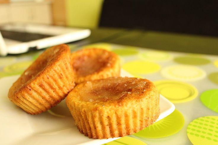 Cytrynowe,+dietetyczne+muffinki+[PRZEPIS]