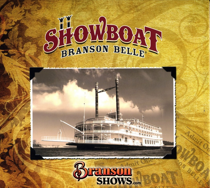 The Showboat Branson Belle is back for the 2013 season and better than ever! http://www.bransonshows.com/activity/ShowboatBransonBelle.cfm #Branson #ShowboatBransonBelle