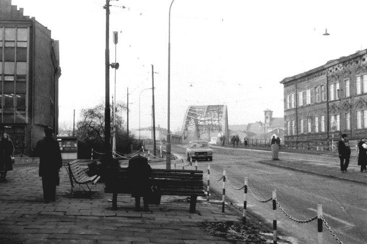 Podgórze 1980/81. Zdjęcia Mariusza Undasa i Jerzego Szeligi.