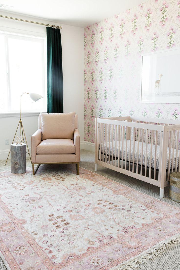 Baby Girl Nursery Nursery Rugs Girl Beige Nursery Baby Room Decor