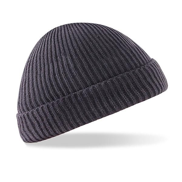 0520ea8ad Men Women Solid Knitted Warm Beanies Caps in 2019 | Products | Hats ...