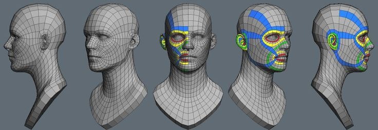 Base Mesh in ZbrushComputer Graphics & Digital Art Community for Artist: Job, Tutorial, Art, Concept Art, Portfolio