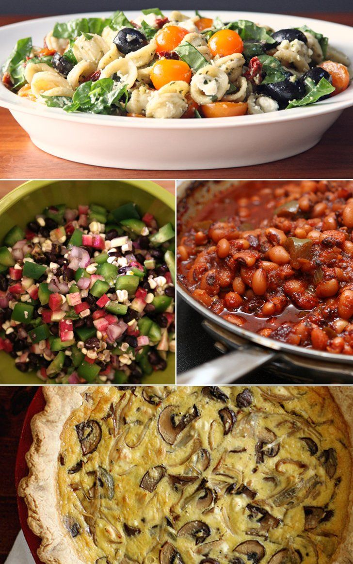 22 Vegetarian Brown-Bag Lunches That Won't Leave You Hangry an Hour Later