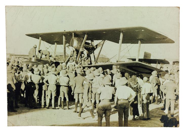 ROYAL AIR FORCE — COOPER, Donald. [Photograph album. Iraq: 1923-1925.]   Books & Manuscripts, printed books   Christie's