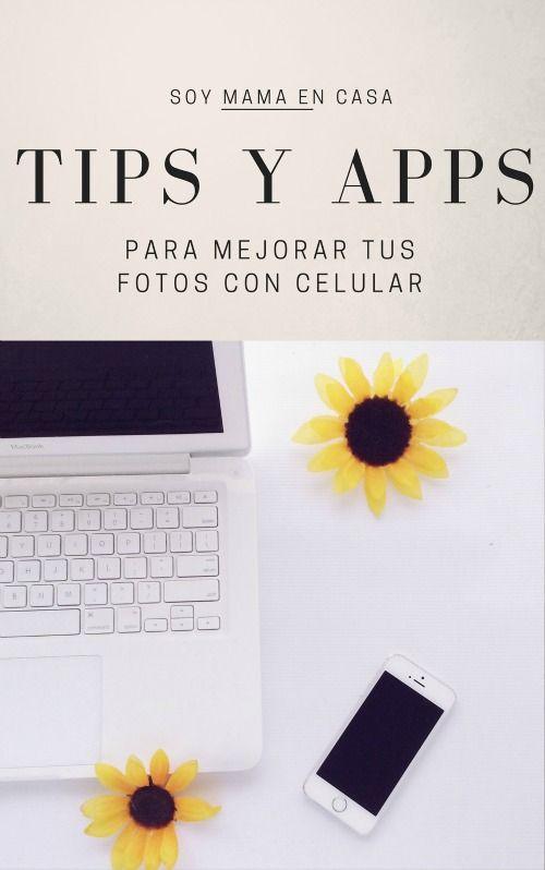 Aquí hay 10 tips y apps para mejorar las fotos con tu celular (incluye e-book gratis)