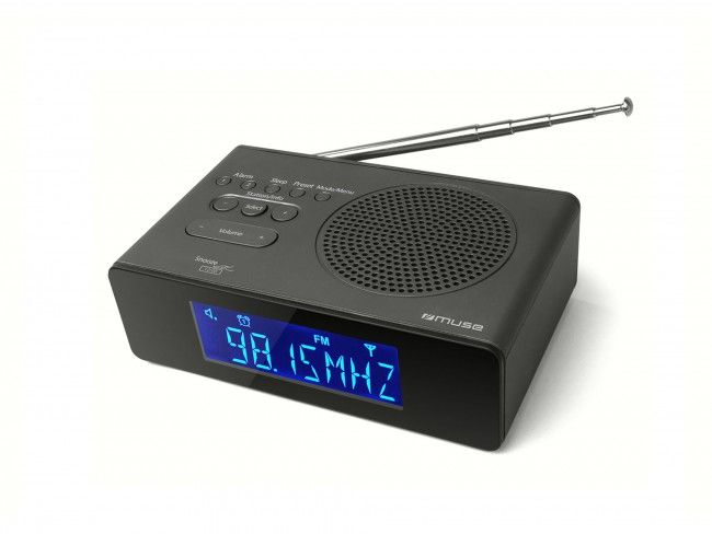 Muse M-195 CDB - DAB+ Radio's - Radio's - 123platenspeler.nl