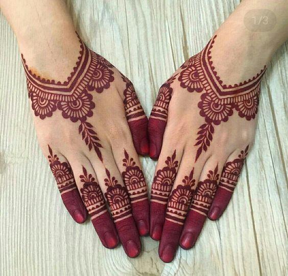 Tidak Sempurna Pengantin Tanpa Inai Atau Lukisan Henna Henna