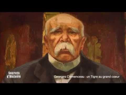 Secrets d'histoire - Georges Clémenceau : un Tigre au grand coeur 11 nov...